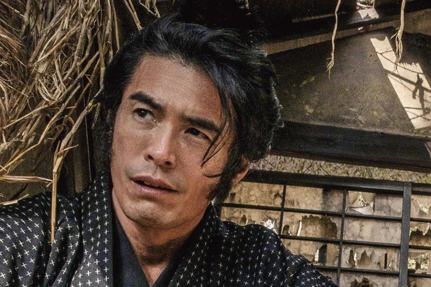 芹沢鴨役の伊藤英明 『燃えよ剣』 ©2020「燃えよ剣」製作委員会