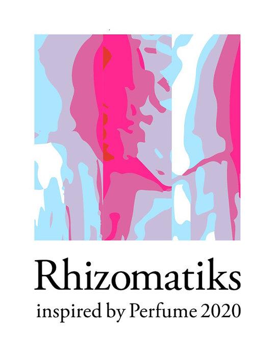 『Rhizomatiks inspired by Perfume 2020』ビジュアル
