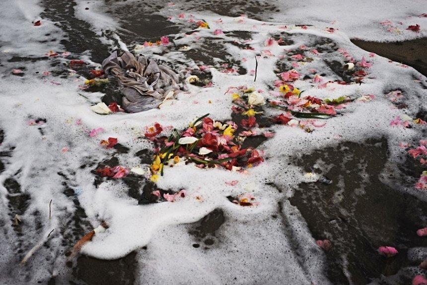 片桐功敦『Sacrifice』2013年  Atsunobu Katagiri, Sacrifice, 2013