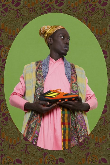 ©Omar Victor Diop, Courtesy of Magnin-A Gallery.