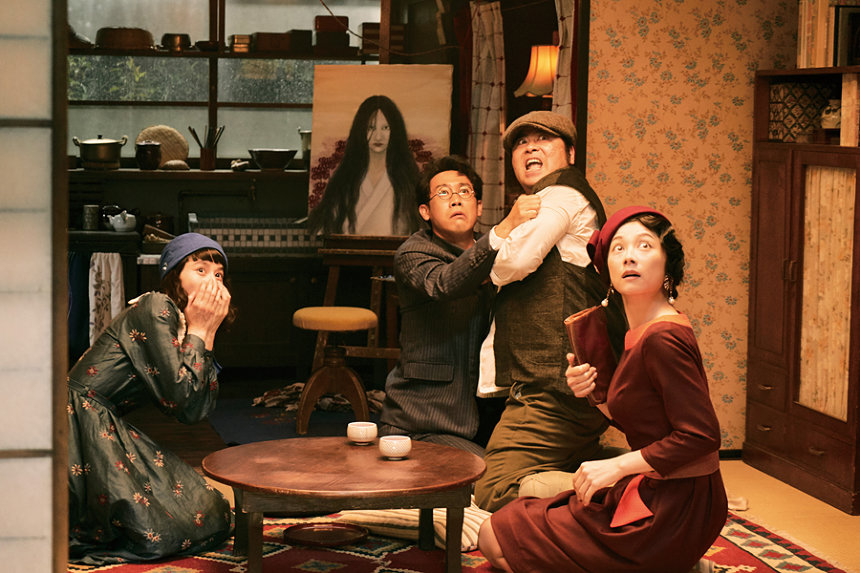 『グッドバイ~嘘からはじまる人生喜劇~』 ©2019『グッドバイ』フィルムパートナーズ
