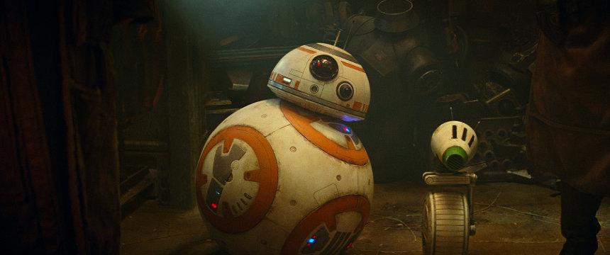 『スター・ウォーズ/スカイウォーカーの夜明け』 ©2019 ILM and Lucasfilm Ltd. All Rights Reserved.