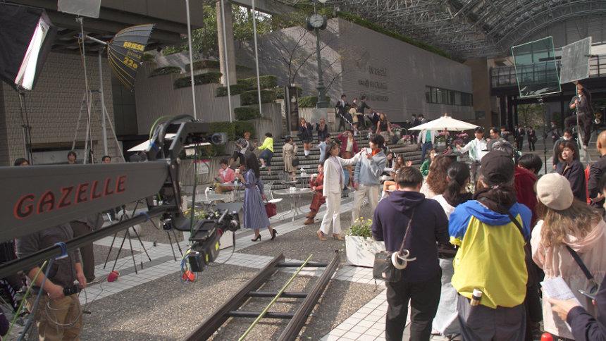 『DESIGNING TOKYO』メイキング