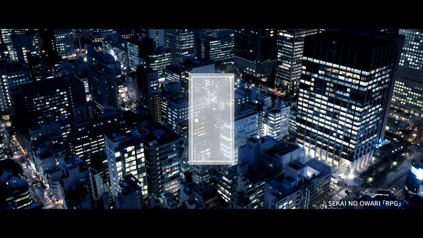 東芝企業CM「扉を開け」篇より