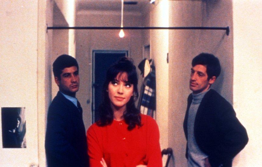 『女は女である』Une femme est une femme ©1961 STUDIOCANAL - Euro International Films,S.p.A.