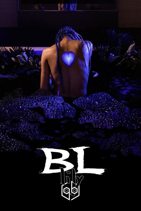 女王蜂『BL』完全生産限定盤「lily」ジャケット