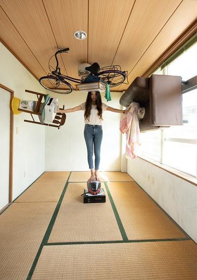 『無題(仮題)』2019、ラムダプリント 160×106.6cm © Tatzu Nishi