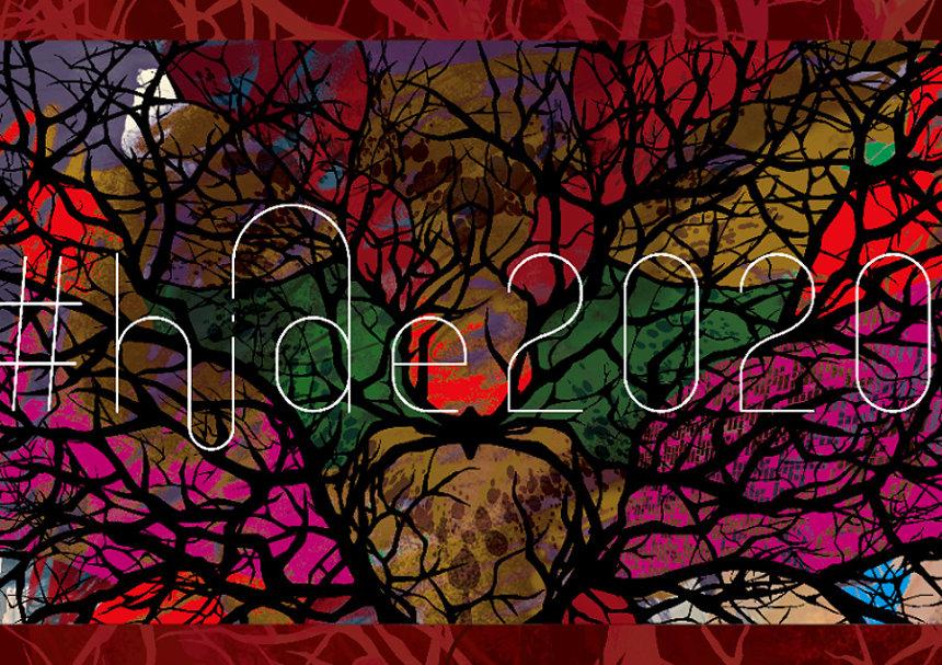 『#hide2020 Visual art Exhibition』スリーブケース