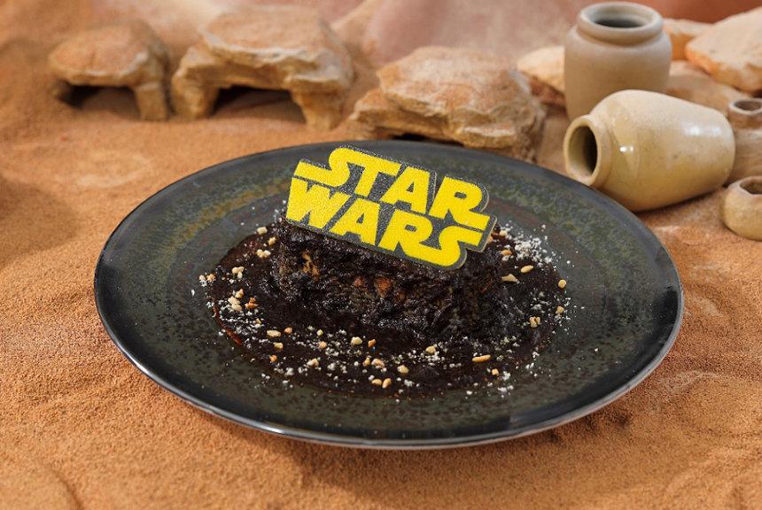 はるか彼方の銀河系ブラックカレー © & TM Lucasfilm Ltd.
