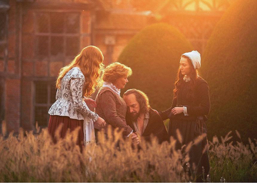 『シェイクスピアの庭』 ©2018 TKBC Limited. All Rights Reserved.
