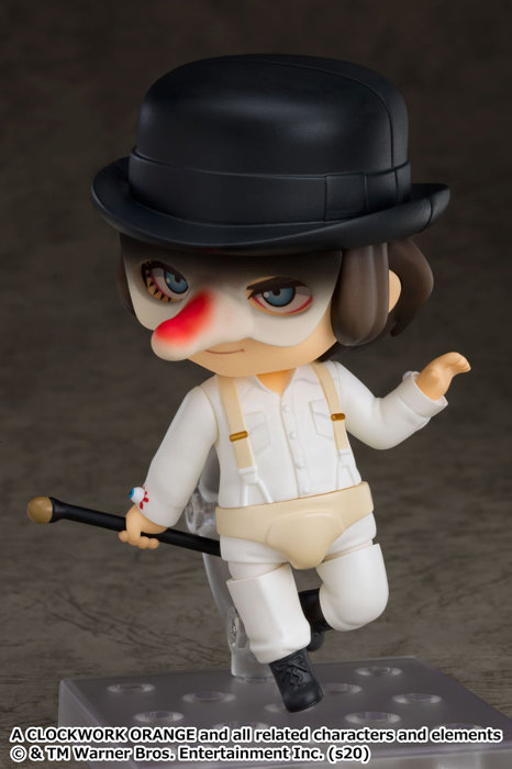 「ねんどろいど アレックス」 A CLOCKWORK ORANGE and all related characters and elements © & TM Warner Bros. Entertainment Inc. (s20)