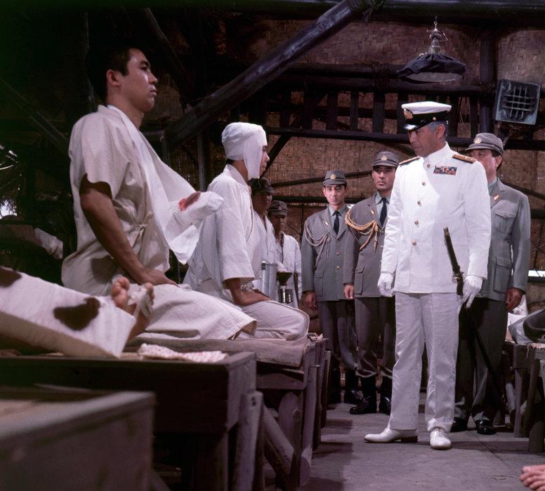 『連合艦隊司令長官 山本五十六』 ©1968 東宝