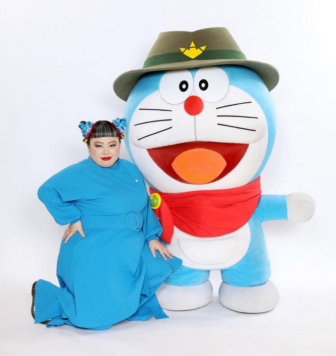 渡辺直美 ©藤子プロ・小学館・テレビ朝日・シンエイ・ADK 2020