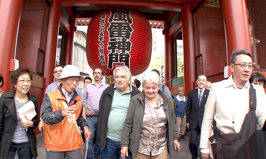 『ムヒカ 世界でいちばん貧しい大統領から日本人へ』 ©2020「ムヒカ 世界でいちばん貧しい大統領から日本人へ」製作委員会