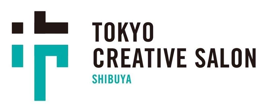『TOKYO CREATIVE SALON SHIBUYA』ロゴ