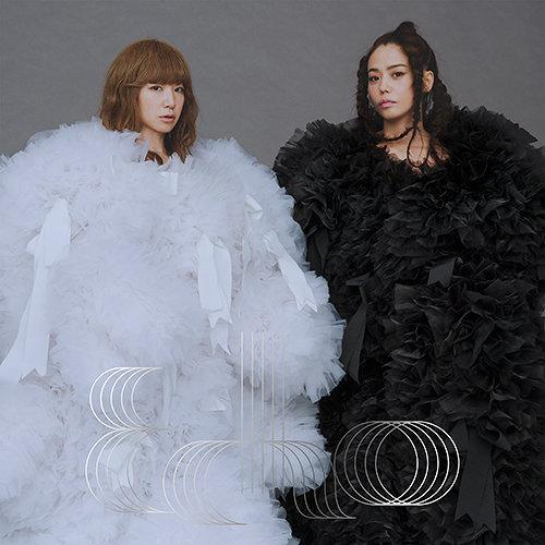 Chara+YUKI『echo』CDジャケット
