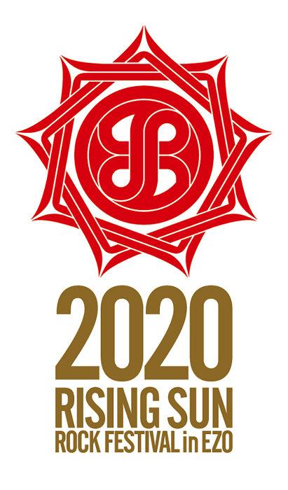 『RISING SUN ROCK FESTIVAL 2020』ロゴ