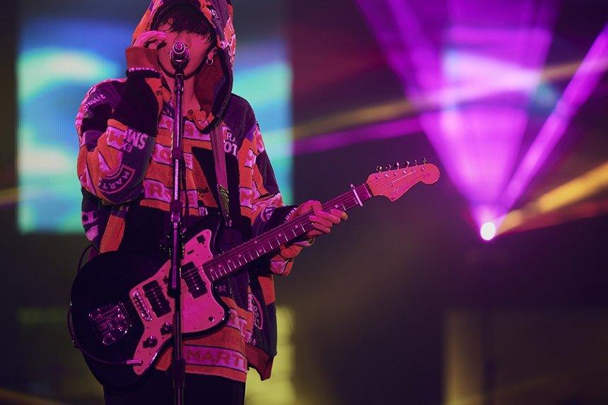 「米津玄師 2019 LIVE / Flamingo」ライブ写真