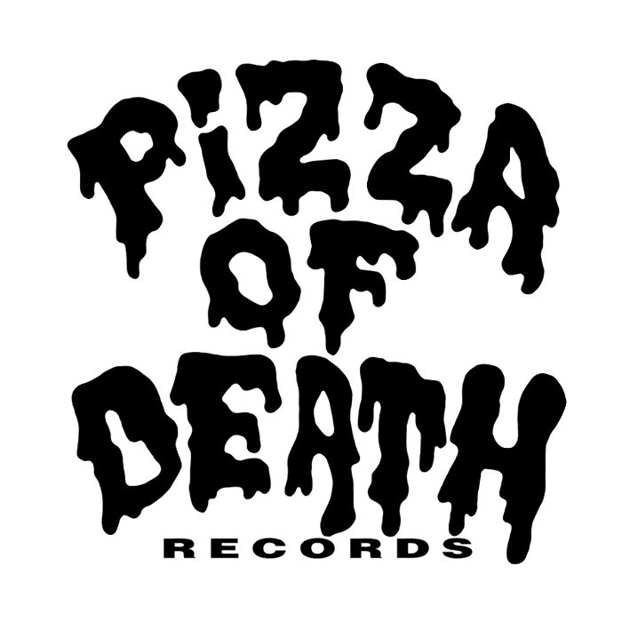 PIZZA OF DEATH RECORDSロゴ