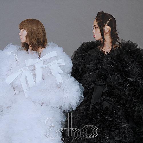 Chara+YUKI『echo』LPジャケット