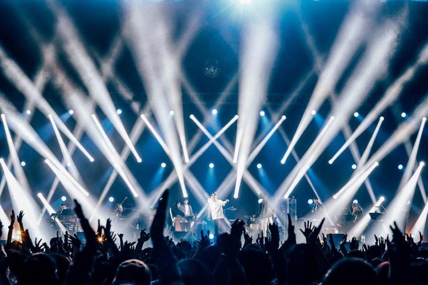 星野源『POP VIRUS World Tour』より