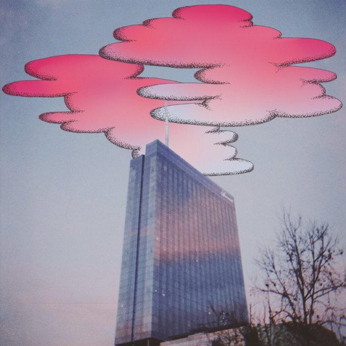 ステレオガール『Pink Fog』ジャケット