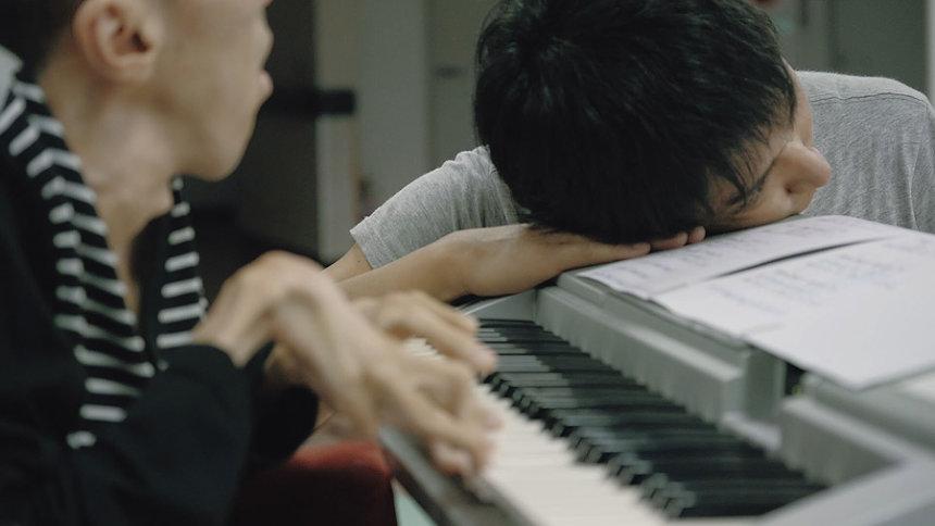 『うたのはじまり』 ©2020 hiroki kawai SPACE SHOWER FILMS