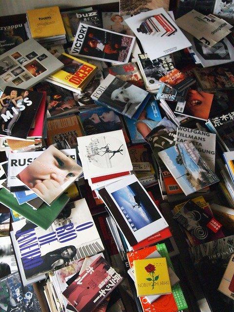 『aki moris books in flotsam books』ビジュアル
