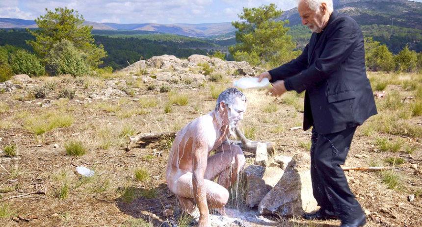 『ホドロフスキーのサイコマジック』 ©SATORI FILMS FRANCE 2019 ©Pascal Montandon-Jodorowsky