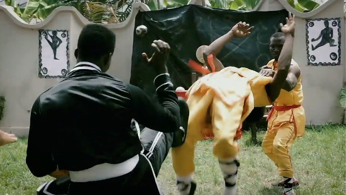 『African Kung Fu Nazis』