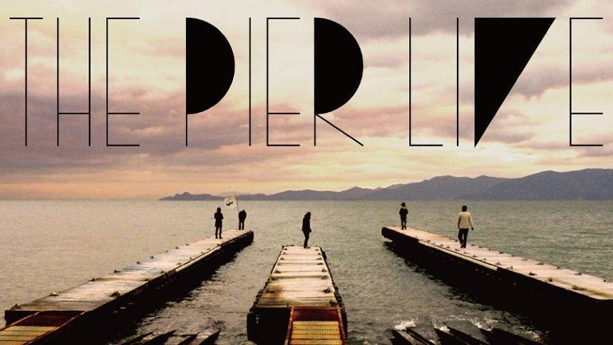 くるり『THE PIER LIVEセレクション』ビジュアル