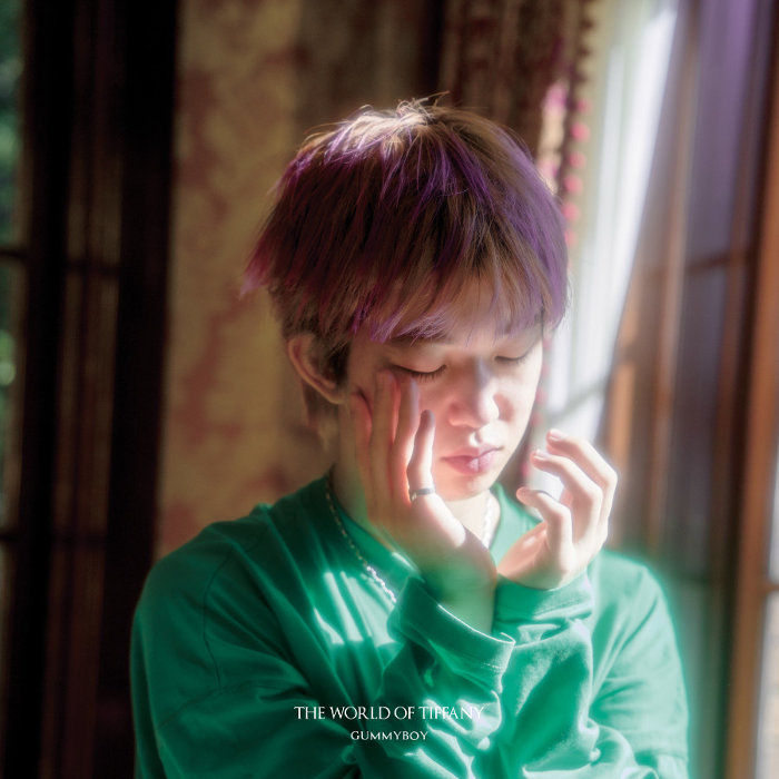 gummyboy『The World of Tiffany』ジャケット