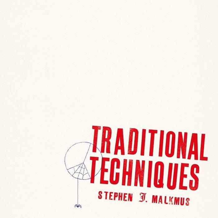 『Traditional Techiniques』ジャケット