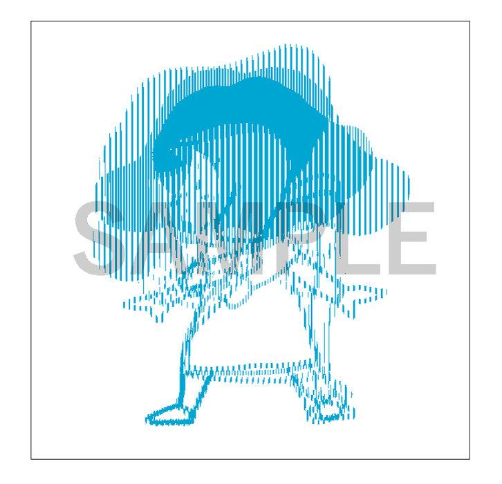 CD盤先着購入者特典「アナザージャケット兼ポストカード」