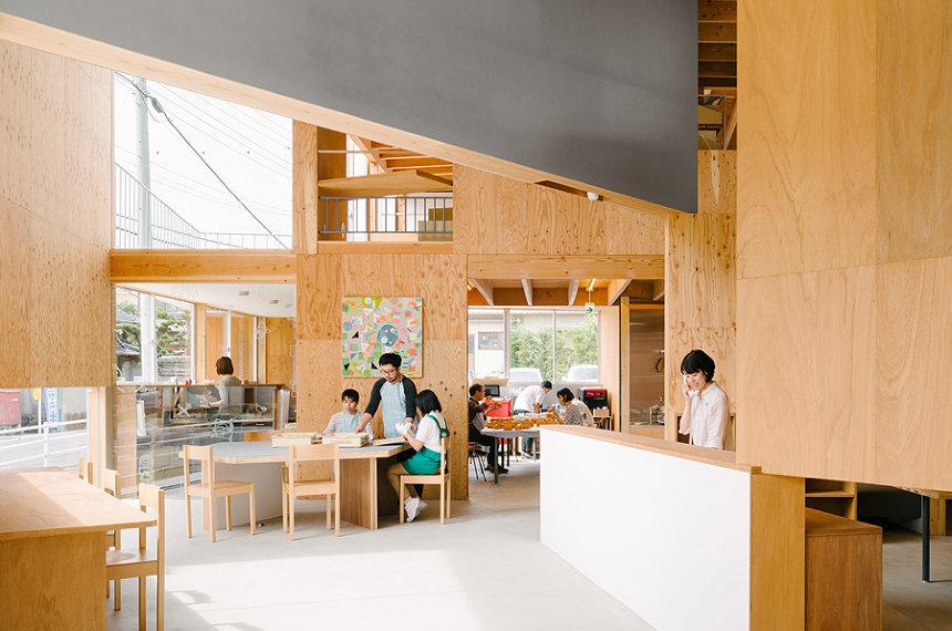 Good Job! Project(2012-)プロジェクト, VI, サイン計画, パッケージデザイン Photo Yoshiro Masuda