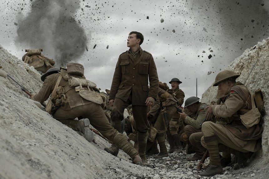 『1917 命をかけた伝令』©2019 Universal Pictures and Storyteller Distribution Co., LLC. All Rights Reserved.