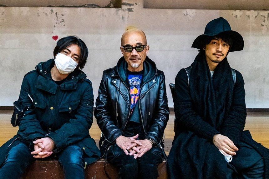 左から山田孝之、竹中直人、齊藤工©映画『ゾッキ』製作委員会