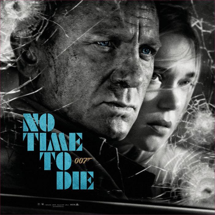 『007/ノー・タイム・トゥ・ダイ』ビジュアル