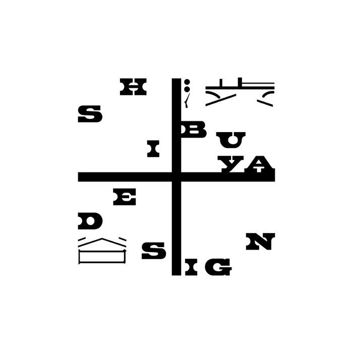 『SHIBUYA DESIGN』ロゴ