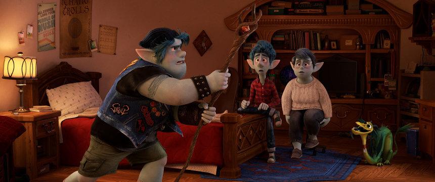 『2分の1の魔法』 ©2019 Disney/Pixar. All Rights Reserved.
