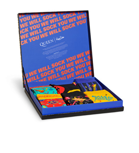 「WE WILL SOCK YOU」GIFT BOX