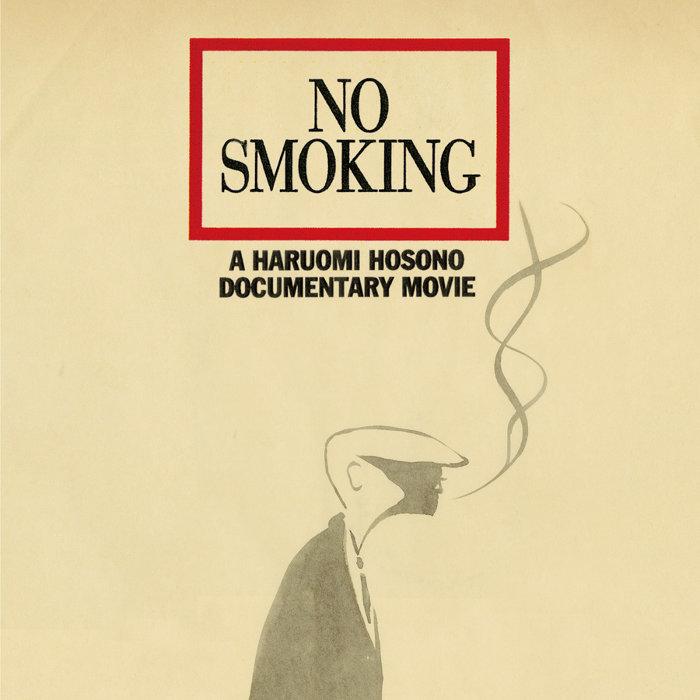 細野晴臣『NO SMOKING』ジャケット