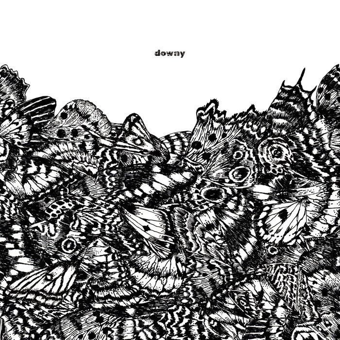downy『第七作品集「無題」』ジャケット