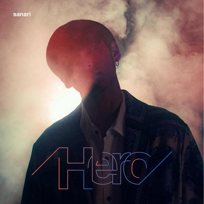 さなり『Hero』通常盤ジャケット