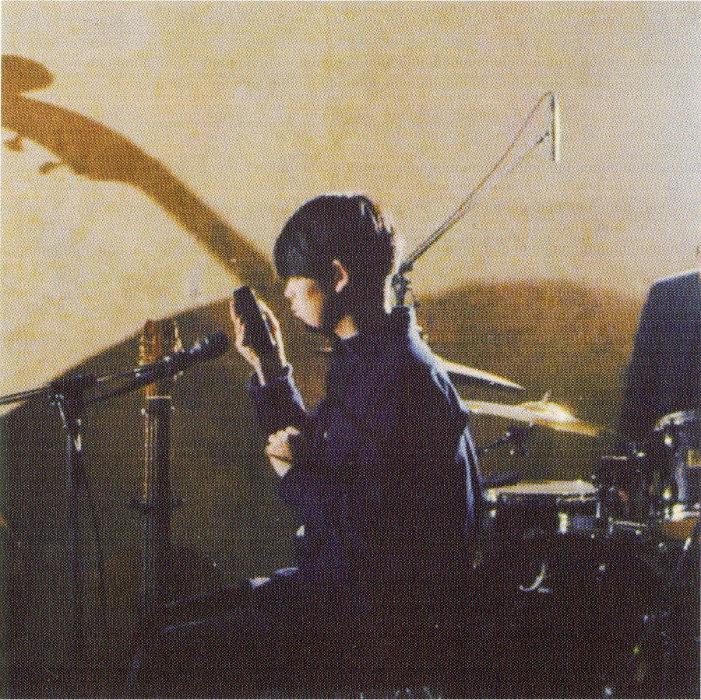 折坂悠太『めめ live recording H31.04.03-04』ジャケット