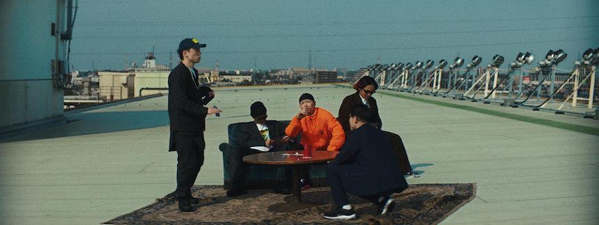 "KANDYTOWN""PROGRESS""PVより"