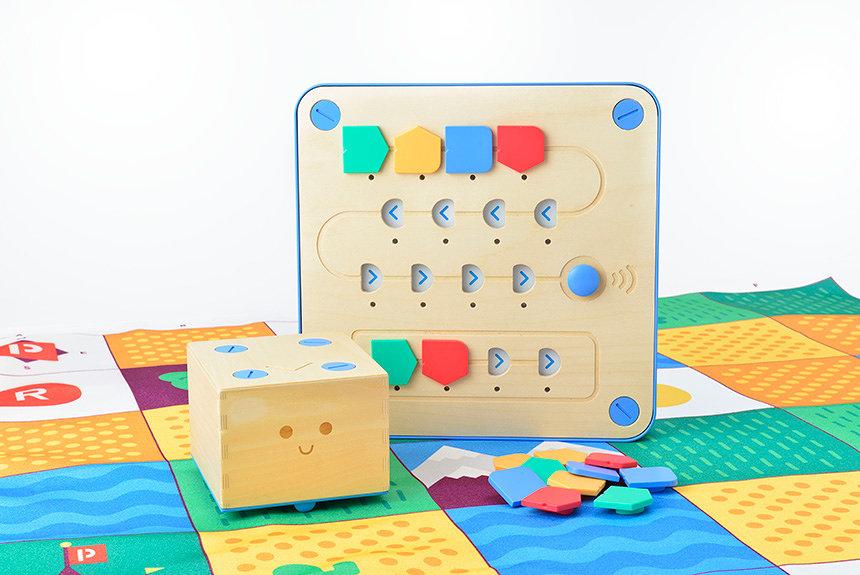 知育玩具『キュベット』で未来の国連を担う子どもたちを育てる