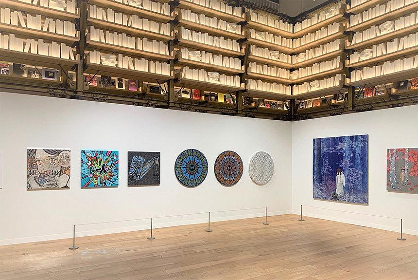 銀座・蔦屋書店がオンラインストアでアート作品を公開中