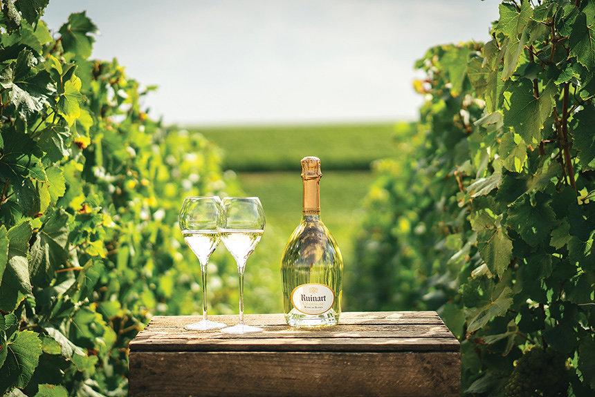 森林を供給源とするワインギフトボックス。老舗メゾン・ルイナールが発表
