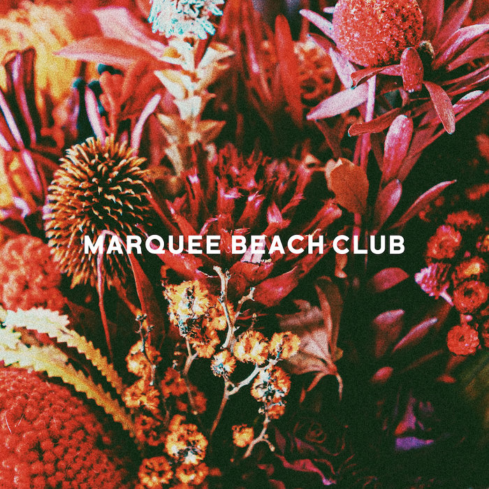MARQUEE BEACH CLUB『follow』ジャケット